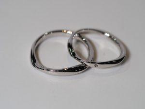 結婚指輪メビウス02