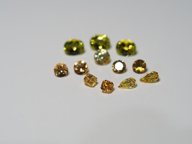 黄色い宝石